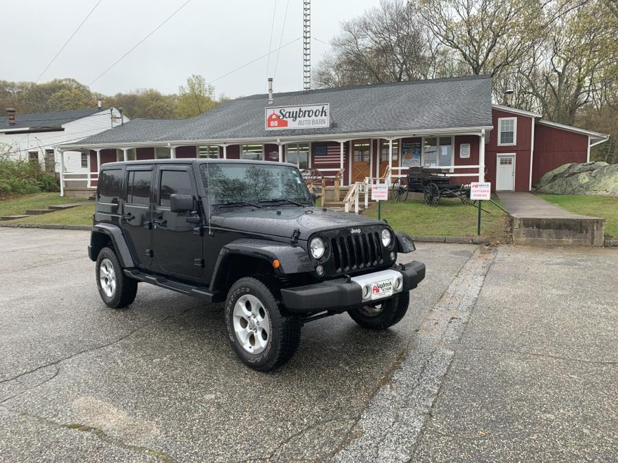 Used 2014 Jeep Wrangler Unlimited in Old Saybrook, Connecticut | Saybrook Auto Barn. Old Saybrook, Connecticut