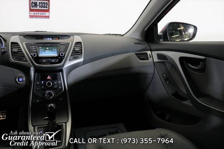 Used Hyundai Elantra Sport 2014   City Motor Group Inc.. Haskell, New Jersey