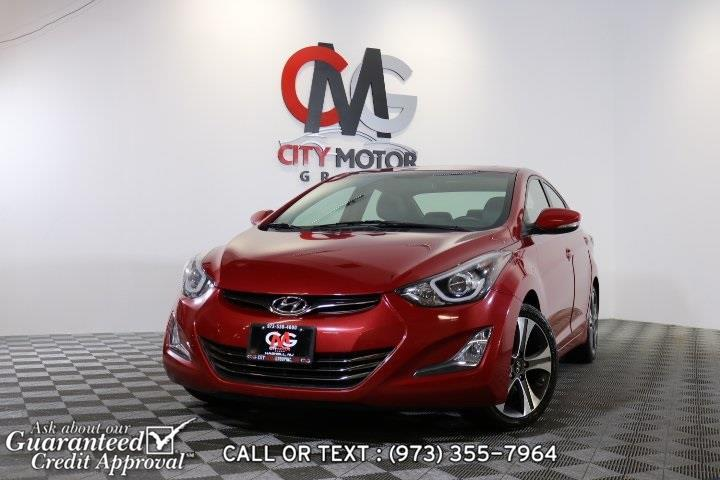 Used 2014 Hyundai Elantra in Haskell, New Jersey | City Motor Group Inc.. Haskell, New Jersey