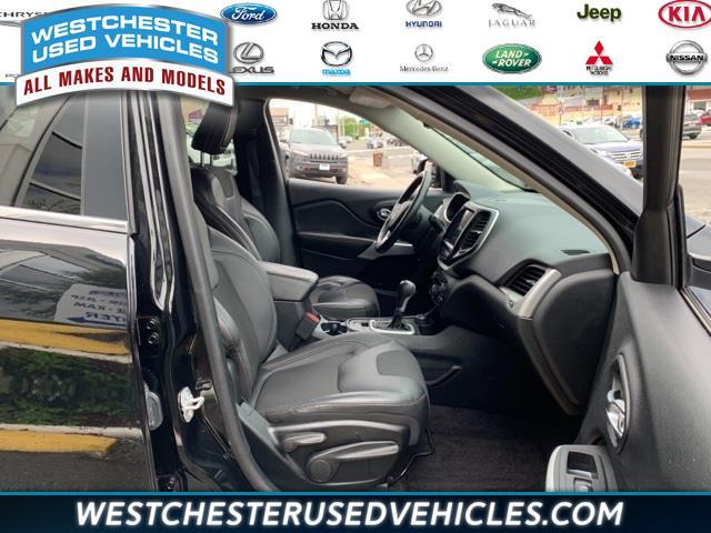 Used Jeep Cherokee Latitude Plus 2018   Westchester Used Vehicles. White Plains, New York