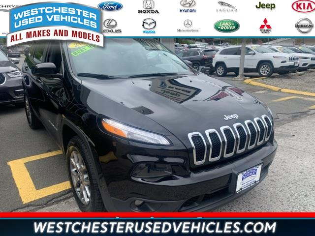 Used Jeep Cherokee Latitude Plus 2018 | Westchester Used Vehicles. White Plains, New York