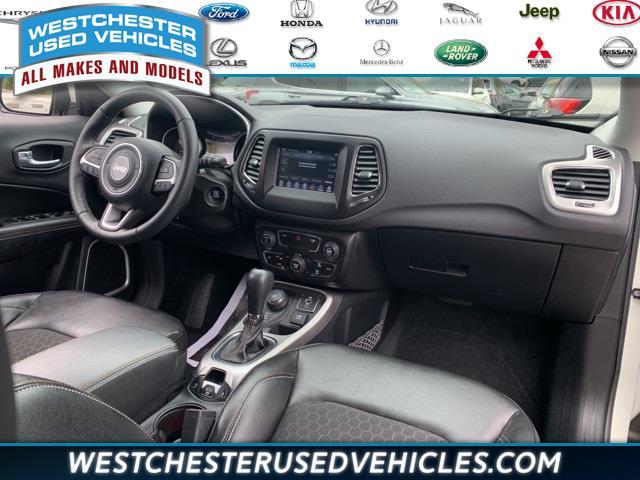 Used Jeep Compass Latitude 2018 | Westchester Used Vehicles. White Plains, New York