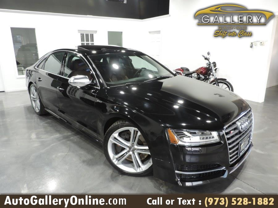 Used 2017 Audi S8 plus in Lodi, New Jersey | Auto Gallery. Lodi, New Jersey