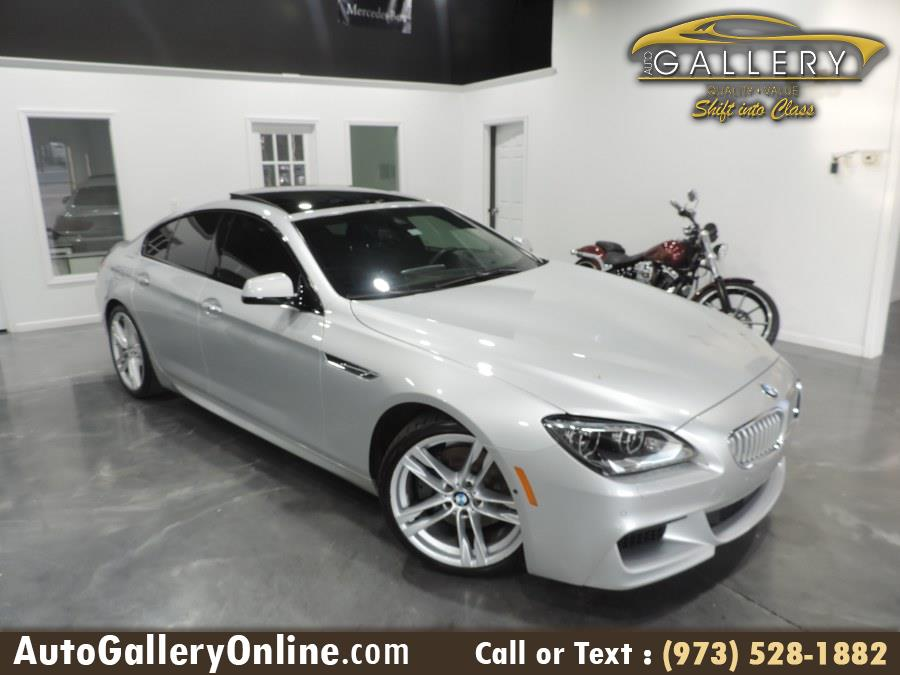 Used 2014 BMW 6 Series in Lodi, New Jersey | Auto Gallery. Lodi, New Jersey