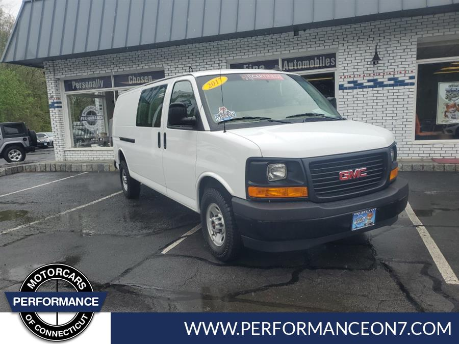 "Used GMC Savana Cargo Van RWD 3500 155"" 2017 