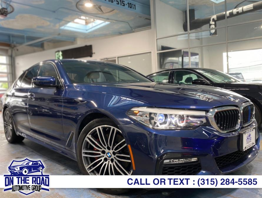 Used BMW 5 Series 540i xDrive Sedan 2018   On The Road Automotive Group Inc. Bronx, New York