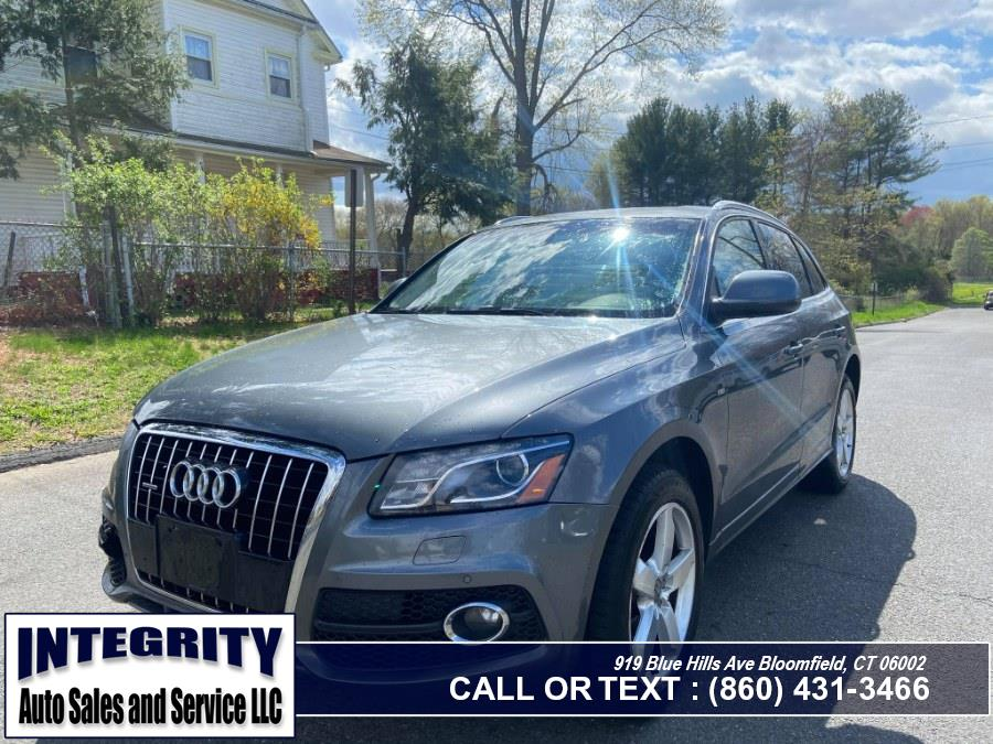 Used 2012 Audi Q5 in Bloomfield, Connecticut | Integrity Auto Sales and Service LLC. Bloomfield, Connecticut