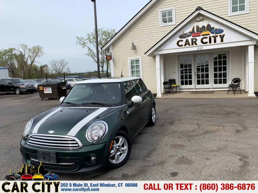 Used MINI Cooper Hardtop 2dr Cpe 2013   Car City LLC. East Windsor, Connecticut