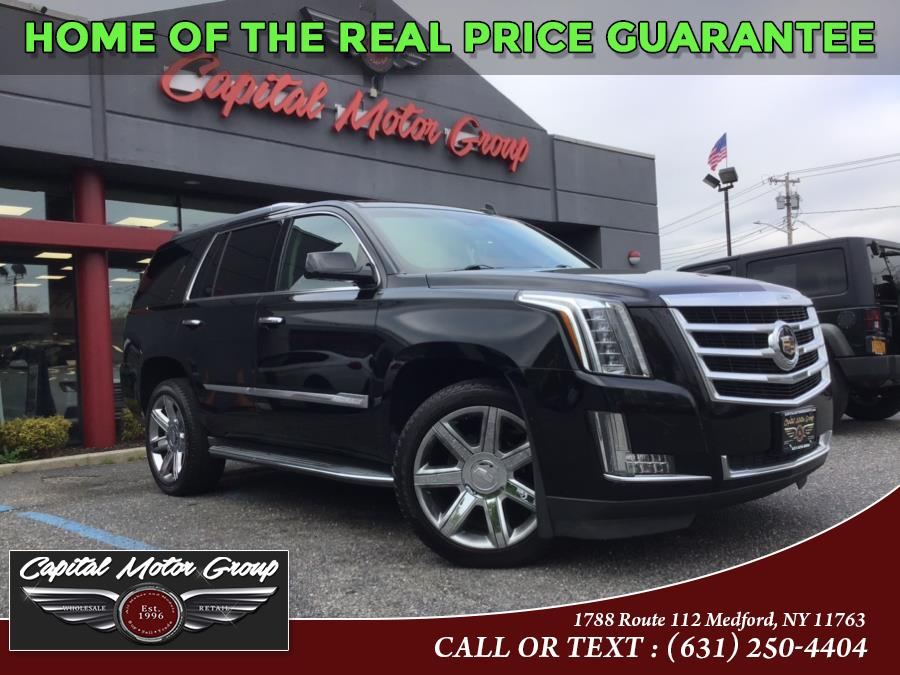 Used 2015 Cadillac Escalade in Medford, New York | Capital Motor Group Inc. Medford, New York