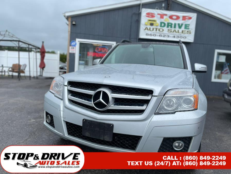 Used 2012 Mercedes-Benz GLK-Class in East Windsor, Connecticut | Stop & Drive Auto Sales. East Windsor, Connecticut