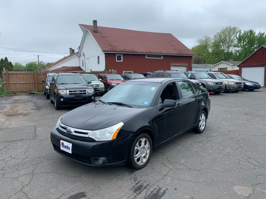 Used Ford Focus 4dr Sdn SES 2009 | CT Car Co LLC. East Windsor, Connecticut