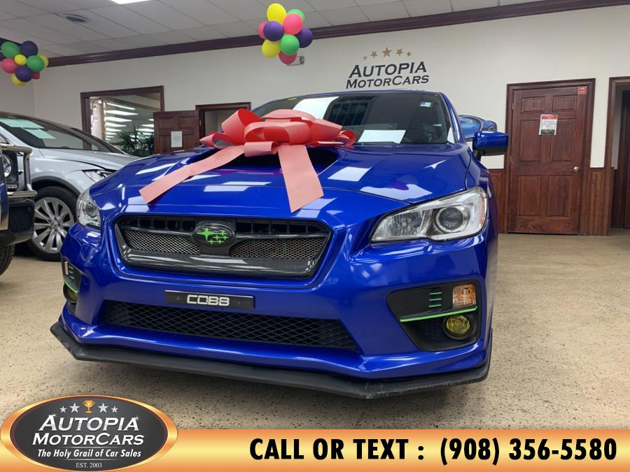 Used 2017 Subaru WRX in Union, New Jersey | Autopia Motorcars Inc. Union, New Jersey