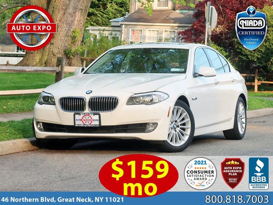 Used 2013 BMW 5 Series in Great Neck, New York | Auto Expo Ent Inc.. Great Neck, New York