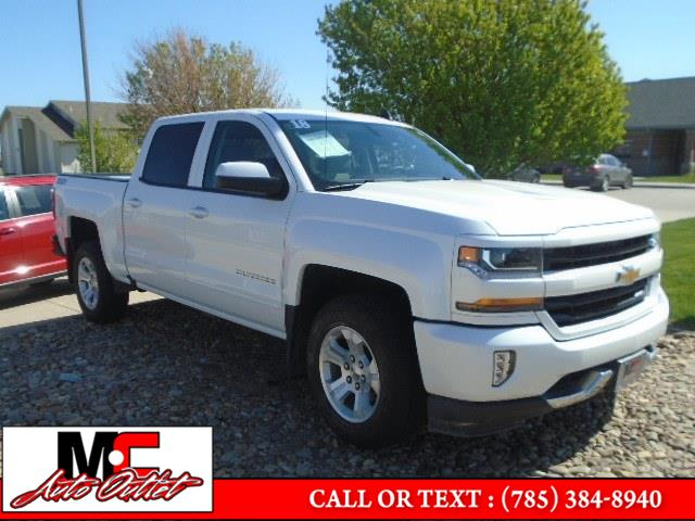 Used 2018 Chevrolet Silverado 1500 in Colby, Kansas | M C Auto Outlet Inc. Colby, Kansas