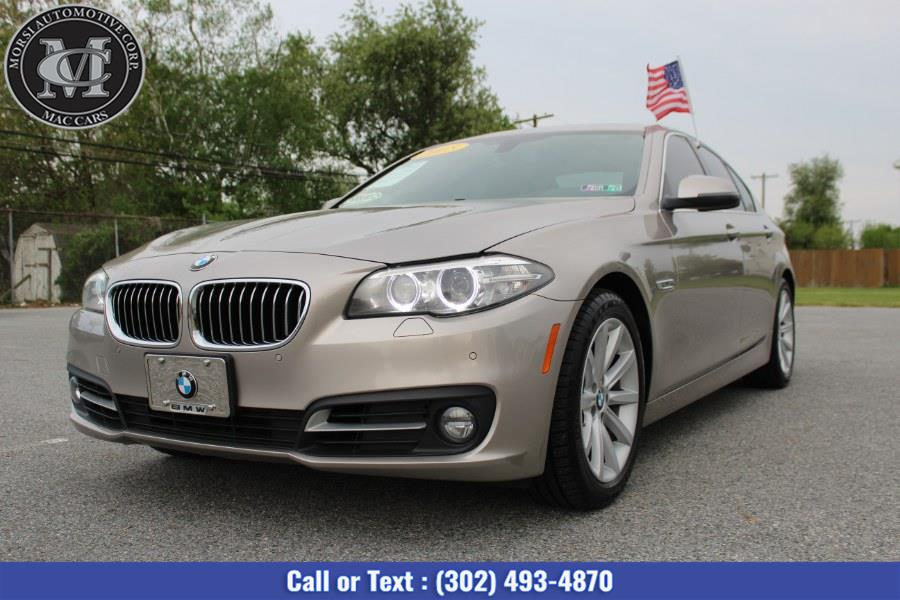Used BMW 5 Series 4dr Sdn 535i xDrive AWD 2015 | Morsi Automotive Corp. New Castle, Delaware