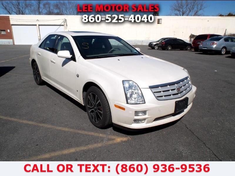 Used Cadillac STS 4dr Sdn V6 2006 | Lee Motors Sales Inc. Hartford, Connecticut