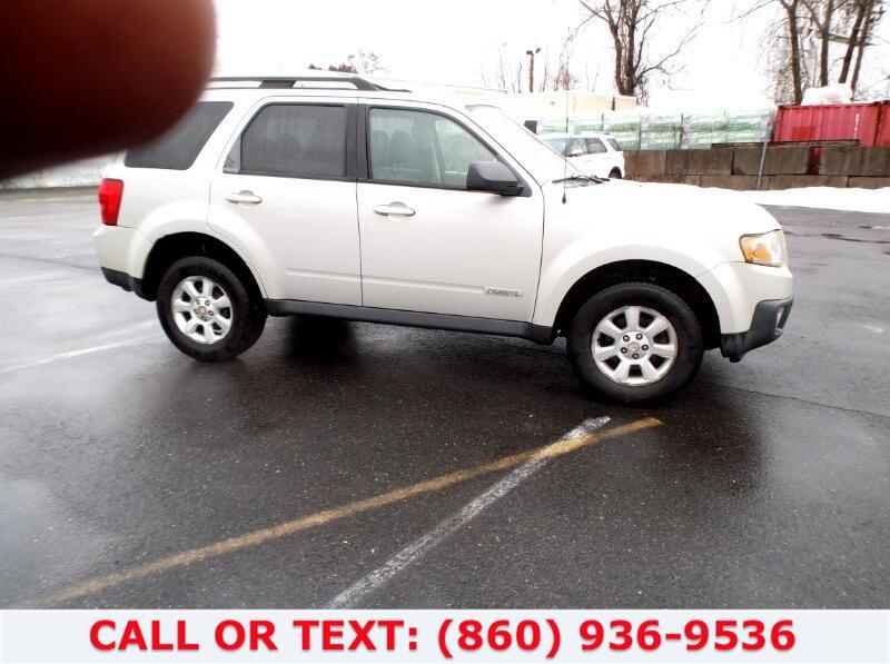Used Mazda Tribute 4WD I4 Auto Grand Touring 2008 | Lee Motors Sales Inc. Hartford, Connecticut