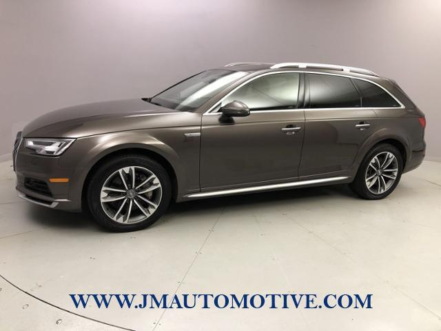 Used 2017 Audi Allroad in Naugatuck, Connecticut | J&M Automotive Sls&Svc LLC. Naugatuck, Connecticut