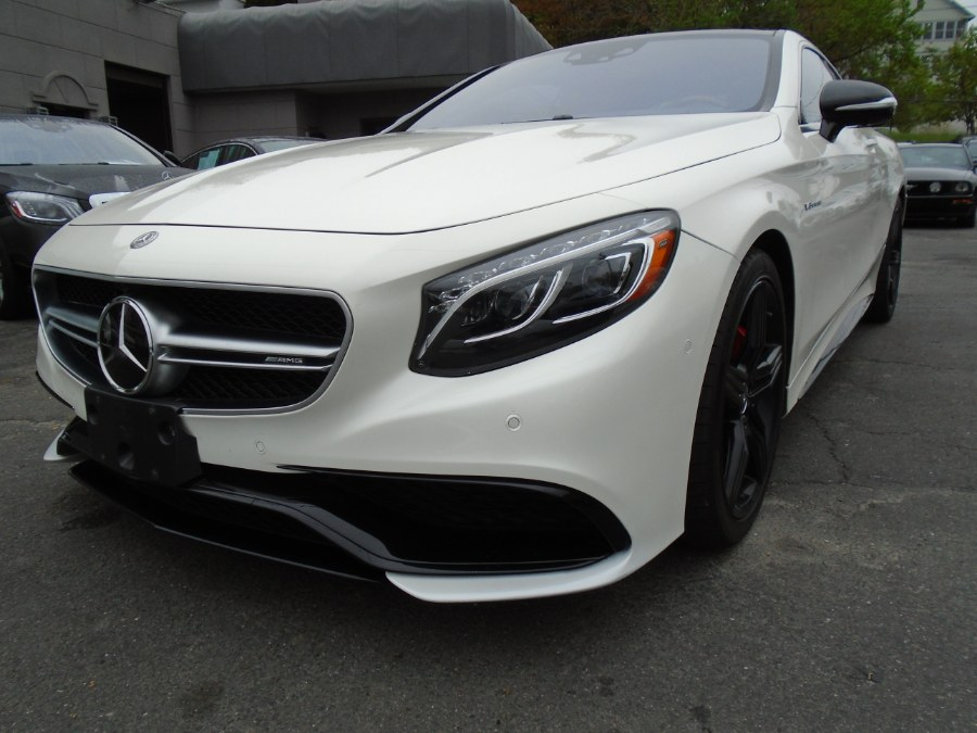 Used Mercedes-Benz S-Class AMG S 63 4MATIC Coupe 2017 | Jim Juliani Motors. Waterbury, Connecticut