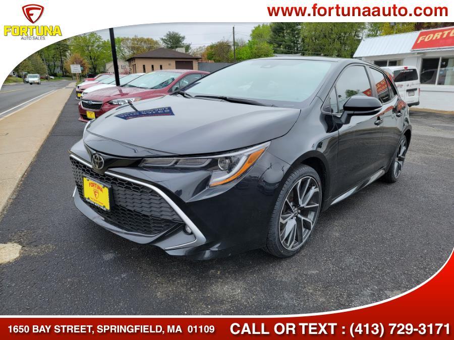 Used 2019 Toyota Corolla Hatchback in Springfield, Massachusetts | Fortuna Auto Sales Inc.. Springfield, Massachusetts
