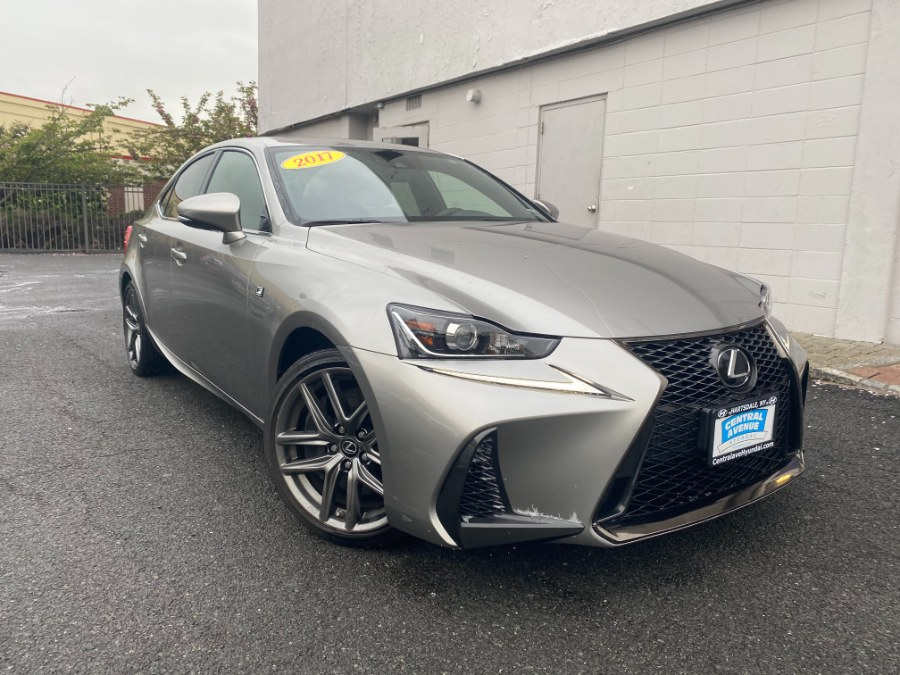 Used Lexus IS IS 300 F Sport AWD 2018 | Apex Westchester Used Vehicles. White Plains, New York