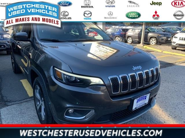 Used Jeep Cherokee Limited 4x4 2019 | Apex Westchester Used Vehicles. White Plains, New York