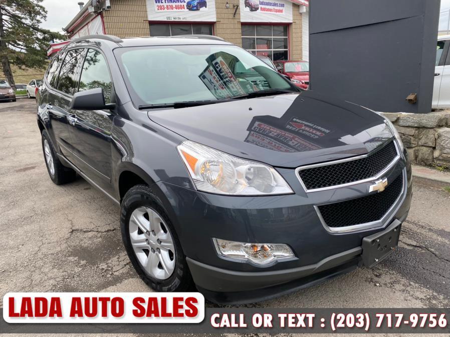 Used 2012 Chevrolet Traverse in Bridgeport, Connecticut | Lada Auto Sales. Bridgeport, Connecticut
