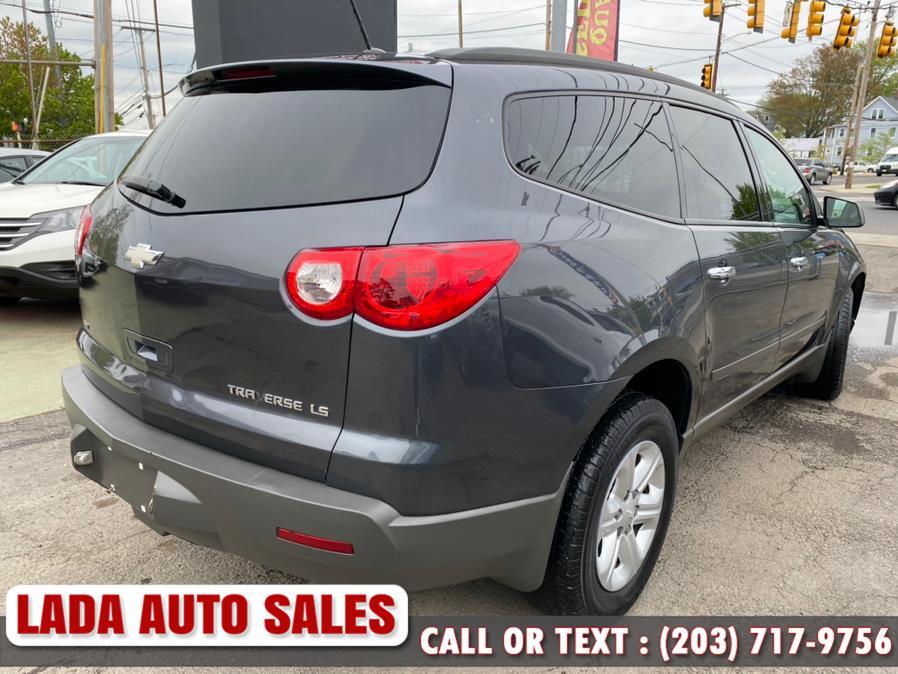 Used Chevrolet Traverse AWD 4dr LS 2012 | Lada Auto Sales. Bridgeport, Connecticut