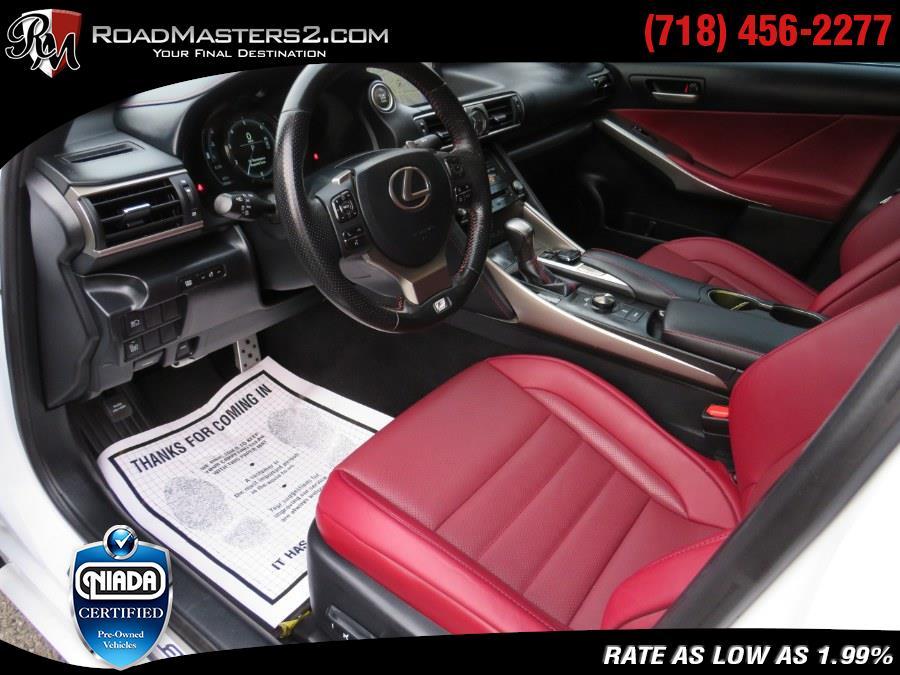 Used Lexus IS 300 F Sport AWD 2018 | Road Masters II INC. Middle Village, New York