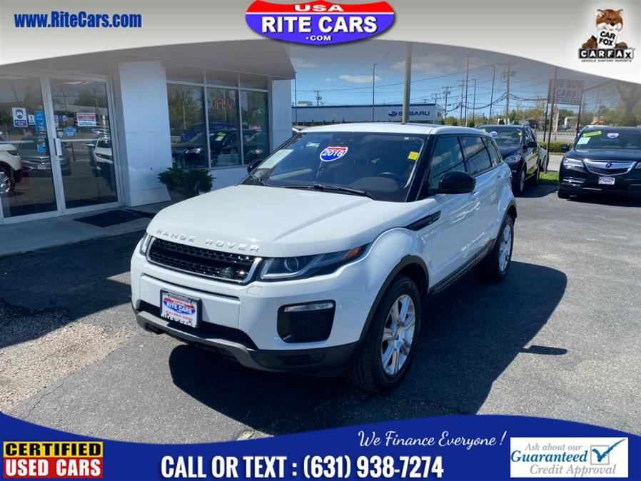 Used 2016 Land Rover Range Rover Evoque in Lindenhurst, New York | Rite Cars, Inc. Lindenhurst, New York