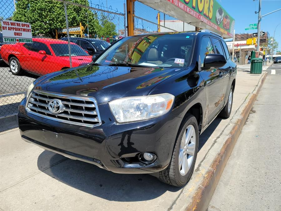 Used Toyota Highlander 4WD 4dr Limited (SE) 2008 | Sylhet Motors Inc.. Jamaica, New York