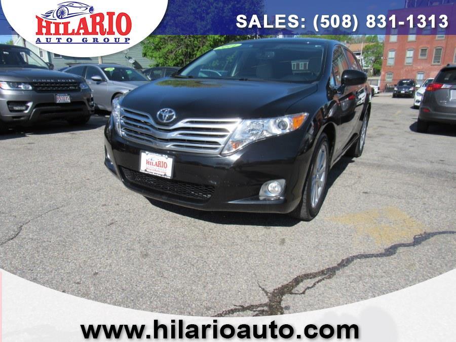 Used Toyota Venza LE 2011 | Hilario's Auto Sales Inc.. Worcester, Massachusetts