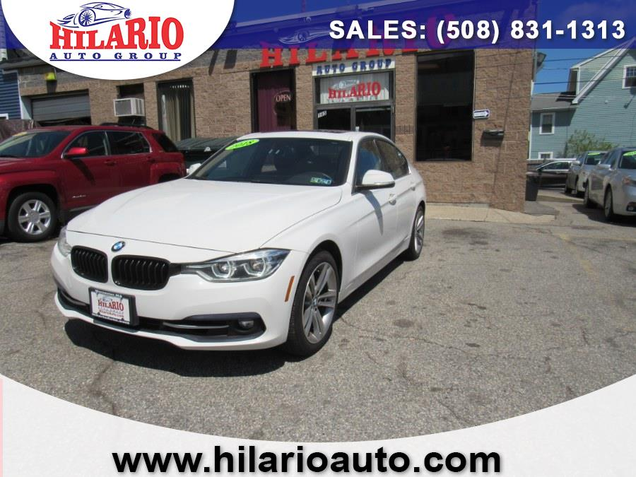 Used 2018 BMW 3 Series in Worcester, Massachusetts | Hilario's Auto Sales Inc.. Worcester, Massachusetts