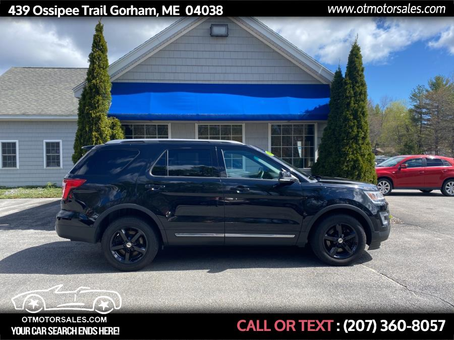 Used 2017 Ford Explorer in Gorham, Maine | Ossipee Trail Motor Sales. Gorham, Maine