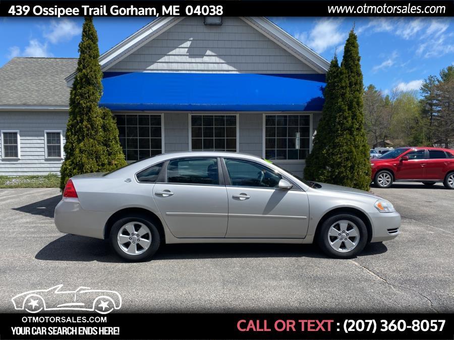 Used 2008 Chevrolet Impala in Gorham, Maine | Ossipee Trail Motor Sales. Gorham, Maine