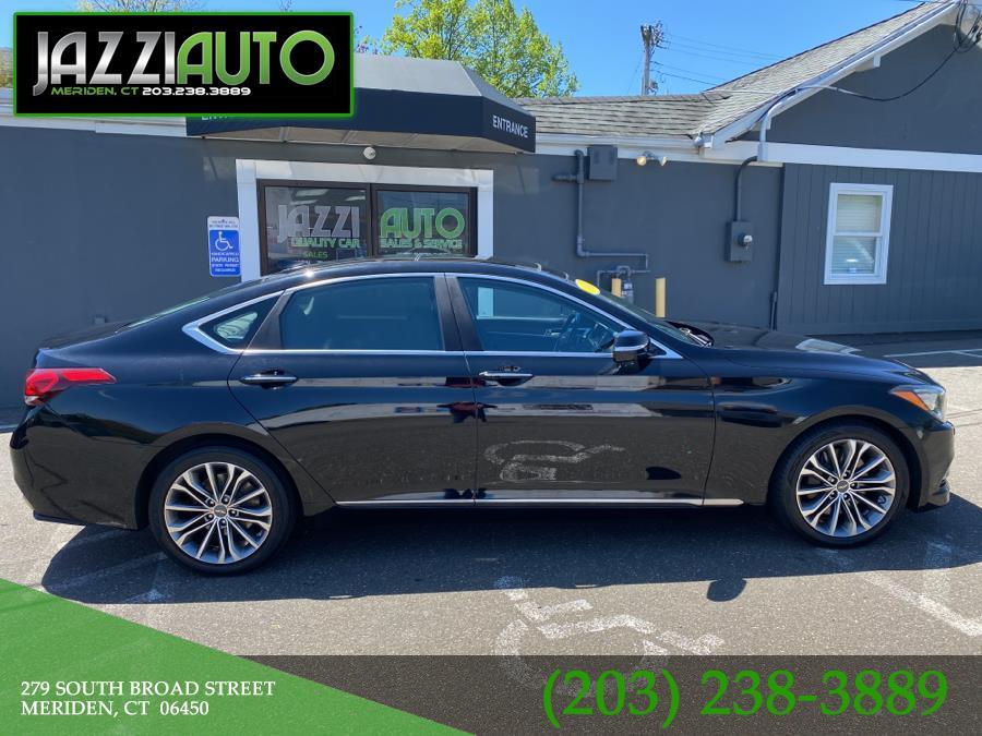 Used 2015 Hyundai Genesis in Meriden, Connecticut   Jazzi Auto Sales LLC. Meriden, Connecticut
