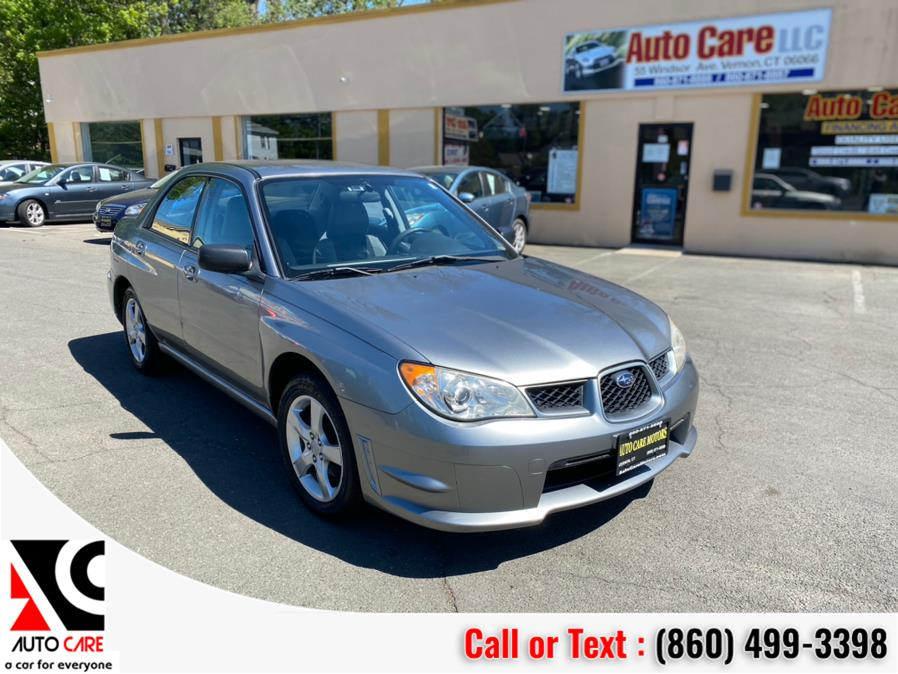Used Subaru Impreza Sedan 4dr H4 AT i 2007 | Auto Care Motors. Vernon , Connecticut