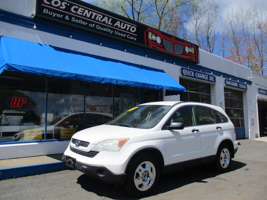 Used Honda CR-V 4WD 5dr LX 2009 | Cos Central Auto. Meriden, Connecticut