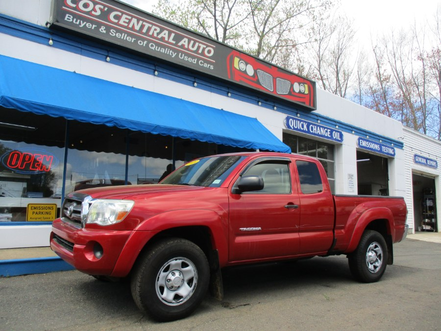 Used Toyota Tacoma 4WD Access I4 MT (Natl) 2009 | Cos Central Auto. Meriden, Connecticut