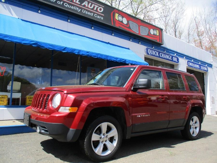 Used 2014 Jeep Patriot in Meriden, Connecticut | Cos Central Auto. Meriden, Connecticut