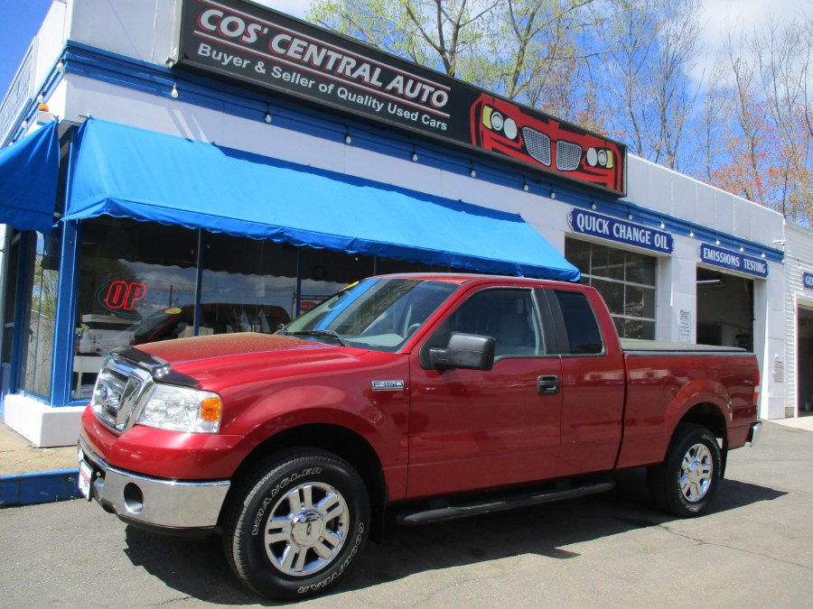 Used Ford F-150 XLT 4X4 2008 | Cos Central Auto. Meriden, Connecticut