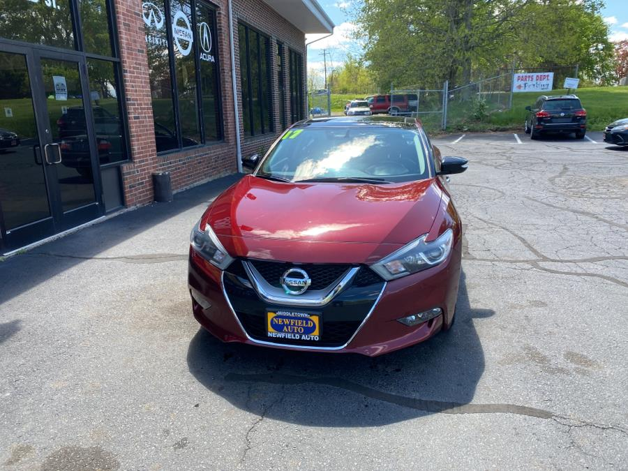 Used 2017 Nissan Maxima in Middletown, Connecticut | Newfield Auto Sales. Middletown, Connecticut