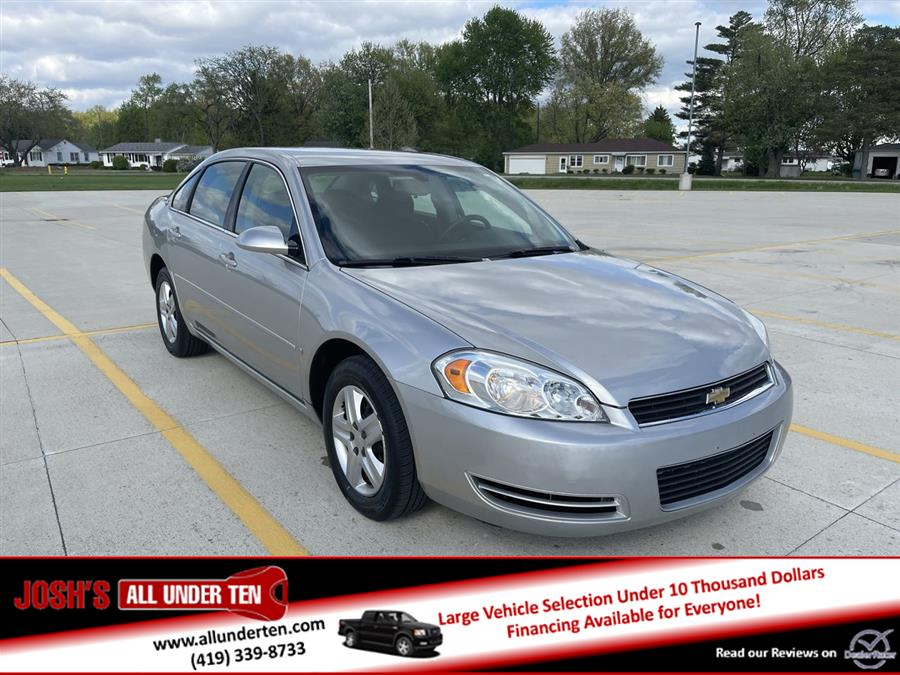 Used 2006 Chevrolet Impala in Elida, Ohio | Josh's All Under Ten LLC. Elida, Ohio