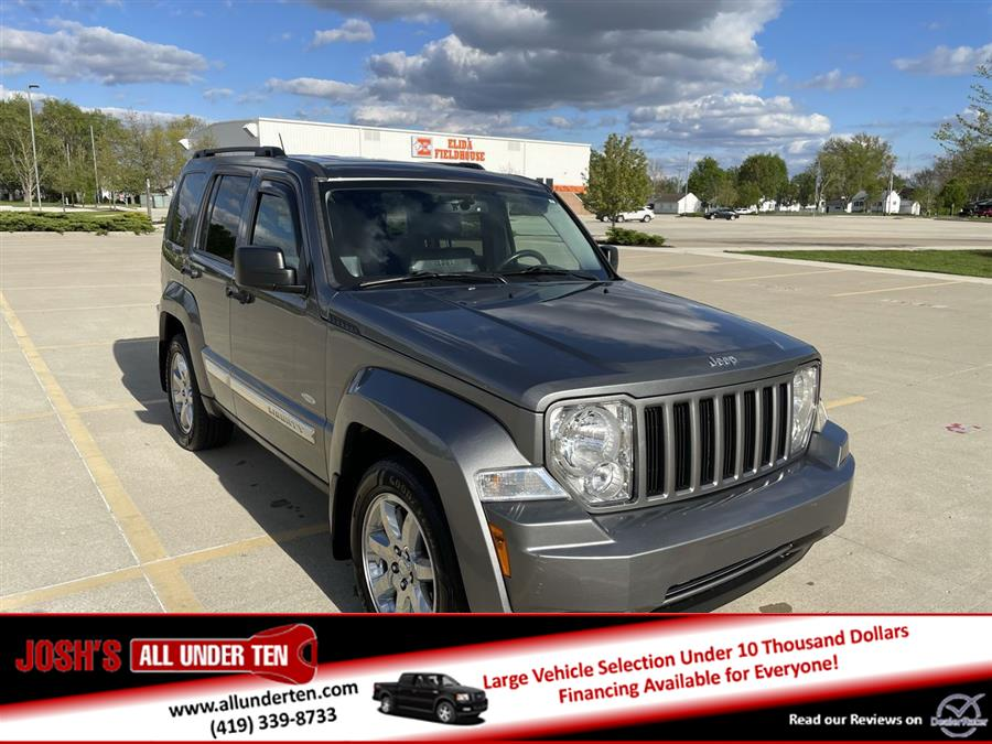Used 2012 Jeep Liberty in Elida, Ohio | Josh's All Under Ten LLC. Elida, Ohio