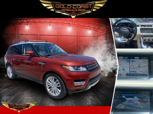 Used Land Rover Range Rover Sport 4WD 4dr Supercharged 2014   Sunrise Auto Outlet. Amityville, New York