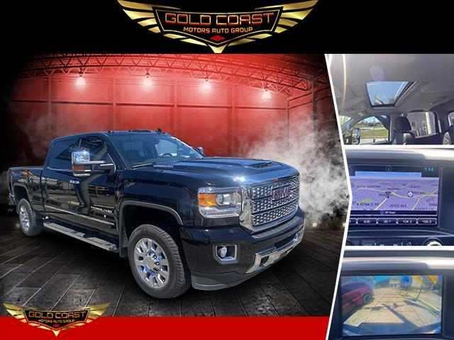 """Used GMC Sierra 2500HD 4WD Crew Cab 153.7"""" Denali 2019   Sunrise Auto Outlet. Amityville, New York"""