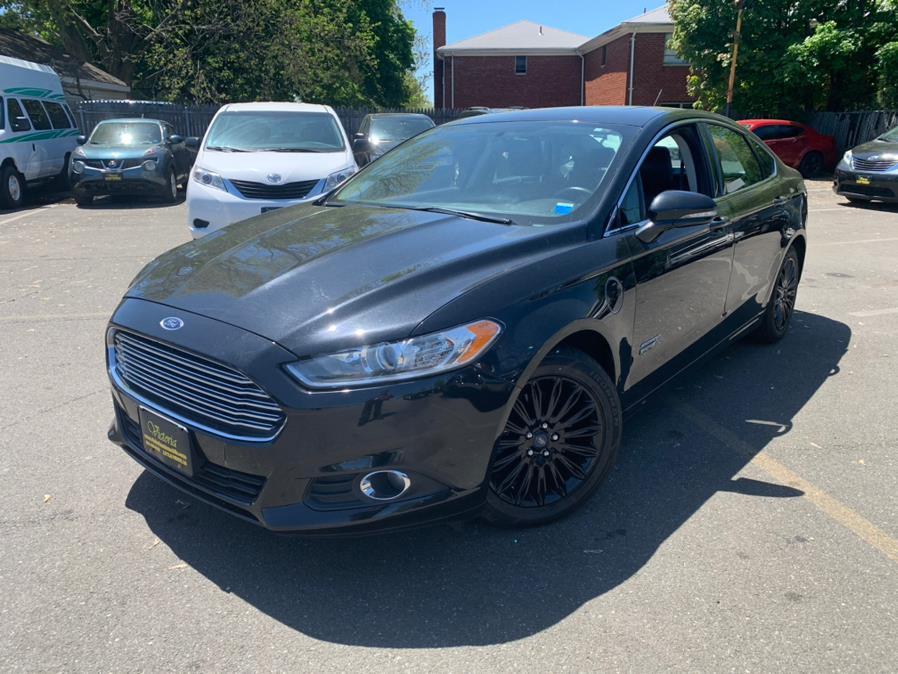 Used Ford Fusion Energi 4dr Sdn SE Luxury 2014 | Victoria Preowned Autos Inc. Little Ferry, New Jersey