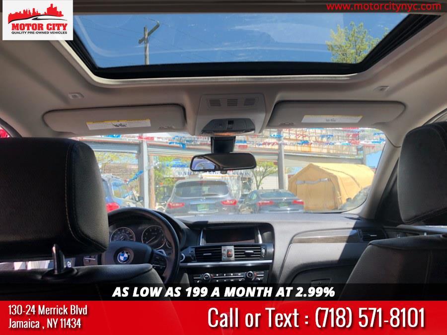 Used BMW X4 AWD 4dr xDrive28i 2015 | Motor City. Jamaica, New York