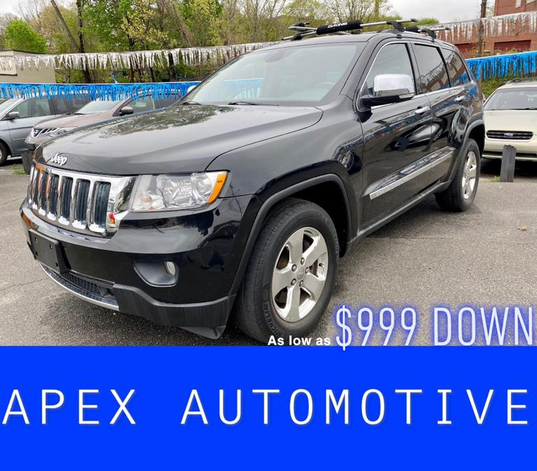Used Jeep Grand Cherokee 4WD 4dr Limited 2011 | Apex  Automotive. Waterbury, Connecticut
