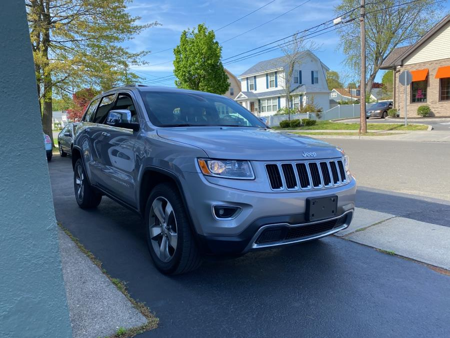 Used Jeep Grand Cherokee 4WD 4dr Limited 75th Anniversary 2016 | Village Auto Sales. Milford, Connecticut